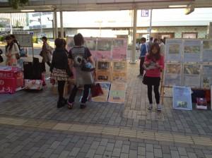 神戸・三宮パネル展